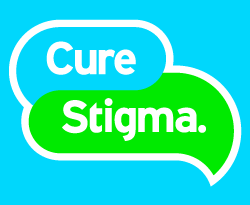 Cure Stigma Logos and Branding